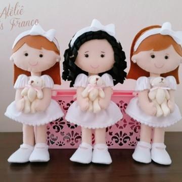 Boneca para daminhas