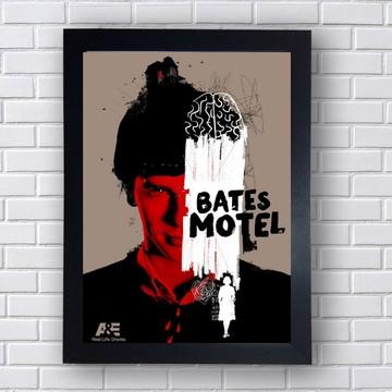 Quadro Série Bates Motel