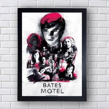 Poster Bates Motel Série