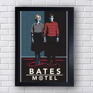 Quadro Bates Motel Netflix