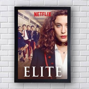 Poster Capa Serie Elite