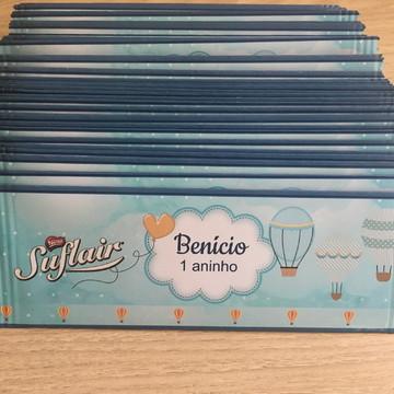 Embalagem personalizada para Suflair Balões