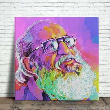 Azulejo Decorativo - Paulo Freire