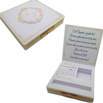 Arquivo convite padrinhos gravata e caneta