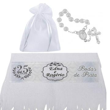Lembrancinha para bodas de prata,Lembrança de bodas de prata