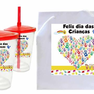 Kit para o dia das crianças - Brinde para igreja - Crianças