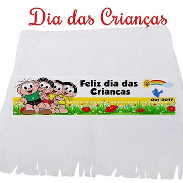 Presente toalha para crianças -Lembrancinha dia das crianças