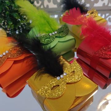 Embalagem para Bem festivo - Carnaval