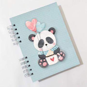 Caderno A5 - Capa Impressa