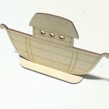 Centro de mesa Arca de Noé, lindo!