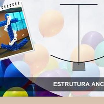 Aluguel Estrutura de Âncora Para Balões Festas Marinheiro