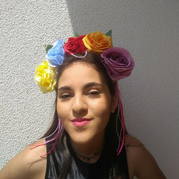 Tiara Frida Kahlo