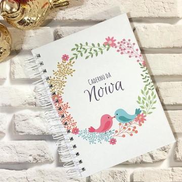 Caderno de Noiva Interativo (Pássaros)