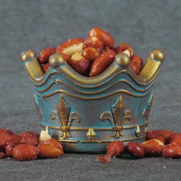 1 Coroa em concreto