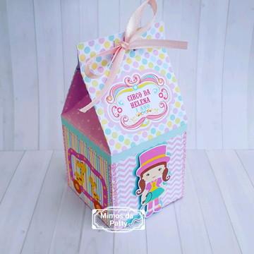 Caixa milk circo rosa 3