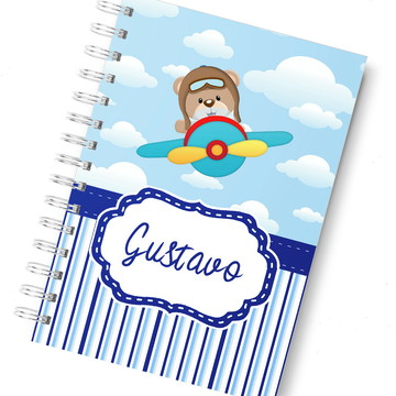 Agenda do bebe aviador