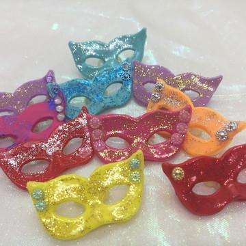 Laço pet - Mascara de carnaval