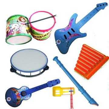 Kit Musical Infantil II -Educativo - 7 instrumentos