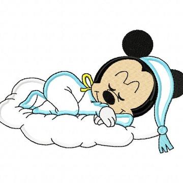 Mickey Dormindo - PES/JEF/DST/XXX
