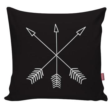 Capa De Almofada Decoração Escandinavo Seta Flecha Ale18