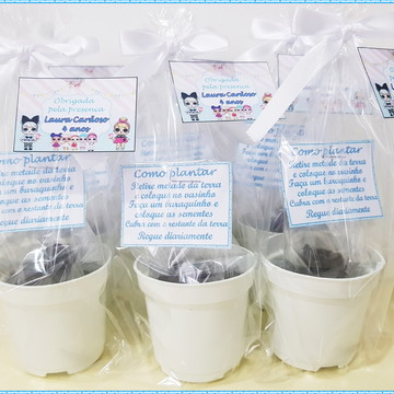 Mini Kit Ecológico Simples Lol
