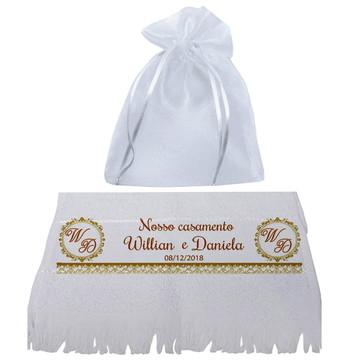 Toalha personalizada para casamento, Noivado, Festa