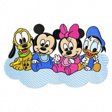 Baby Disney - PES/JEF/DST/XXX