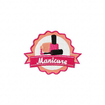 Matriz Bordado Manicure Pedicure Salão de Beleza Matrizes