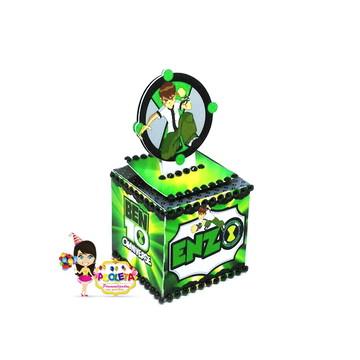 caixa cubo BEN 10
