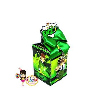 caixa Milk BEN 10