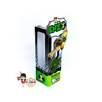 caixa porta tubete BEN 10