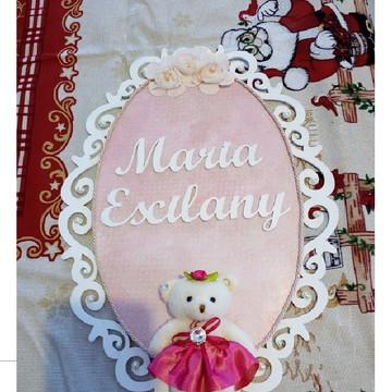 Porta Maternidade, quarto, decoração