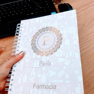 Caderno Colegial Personalizado