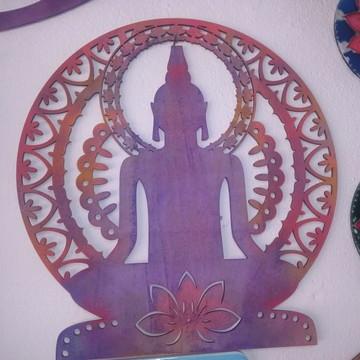 Mandala Buda Indiano 30 cm
