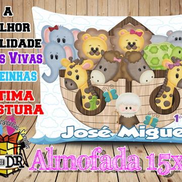 Almofada 15x20 Arca de Noé