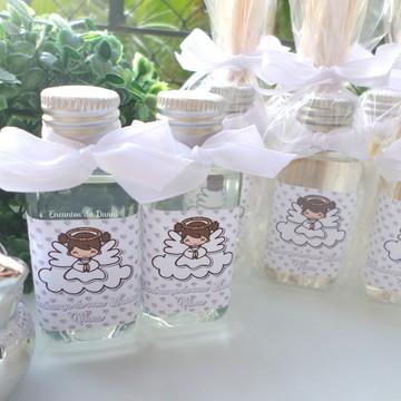 Lembrancinha batizado Aromatizador 40 ml frasco pet