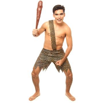 Fantasia Homem da Caverna Carnaval