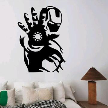Adesivo Decorativo Marvel SuperHero