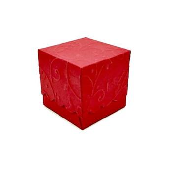 30 Caixa para bombom Colorida 5x5x5 cm