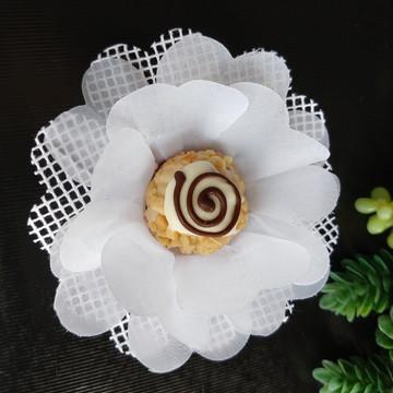 Forminha para doces, Puro Luxo - Tela e Voil