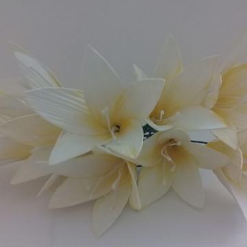 Flores Artificiais - Lírio Indiano
