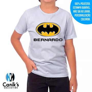 Camisa Batman Personalizada