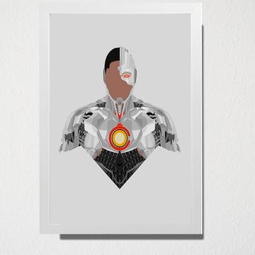 Quadro A3 Cyborg