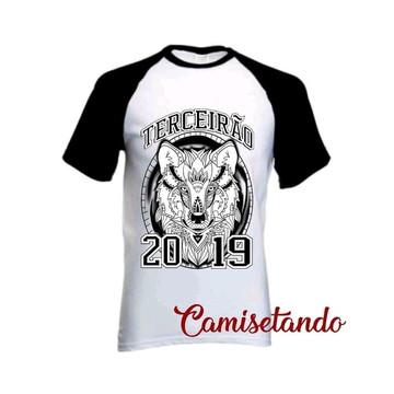 21cf91fe6e Kit 10 Camisetas Formandos Terceirão Nono Ano