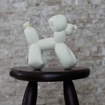 Almofada de nó - Cão Balão