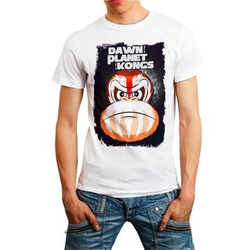 Camiseta Camisa Game Donkey Kong Personalizad T-shirt Barato