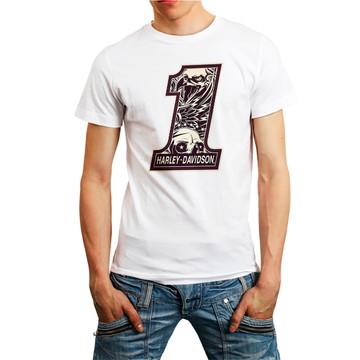 Camiseta Motoqueiro Moto 1 Camisa Roupa Branca