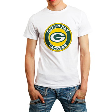Camiseta Green Bay Packers Futebol Americano Branca Oferta