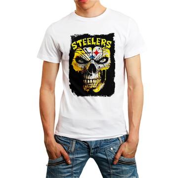 Camiseta Futebol Americano Steelers Camisa Nfl Lançamento