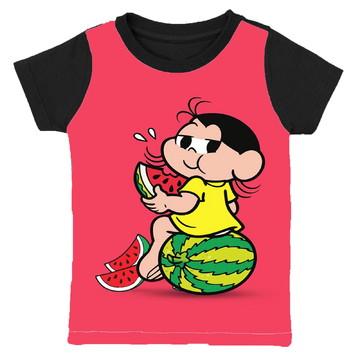 camiseta magali estampa total